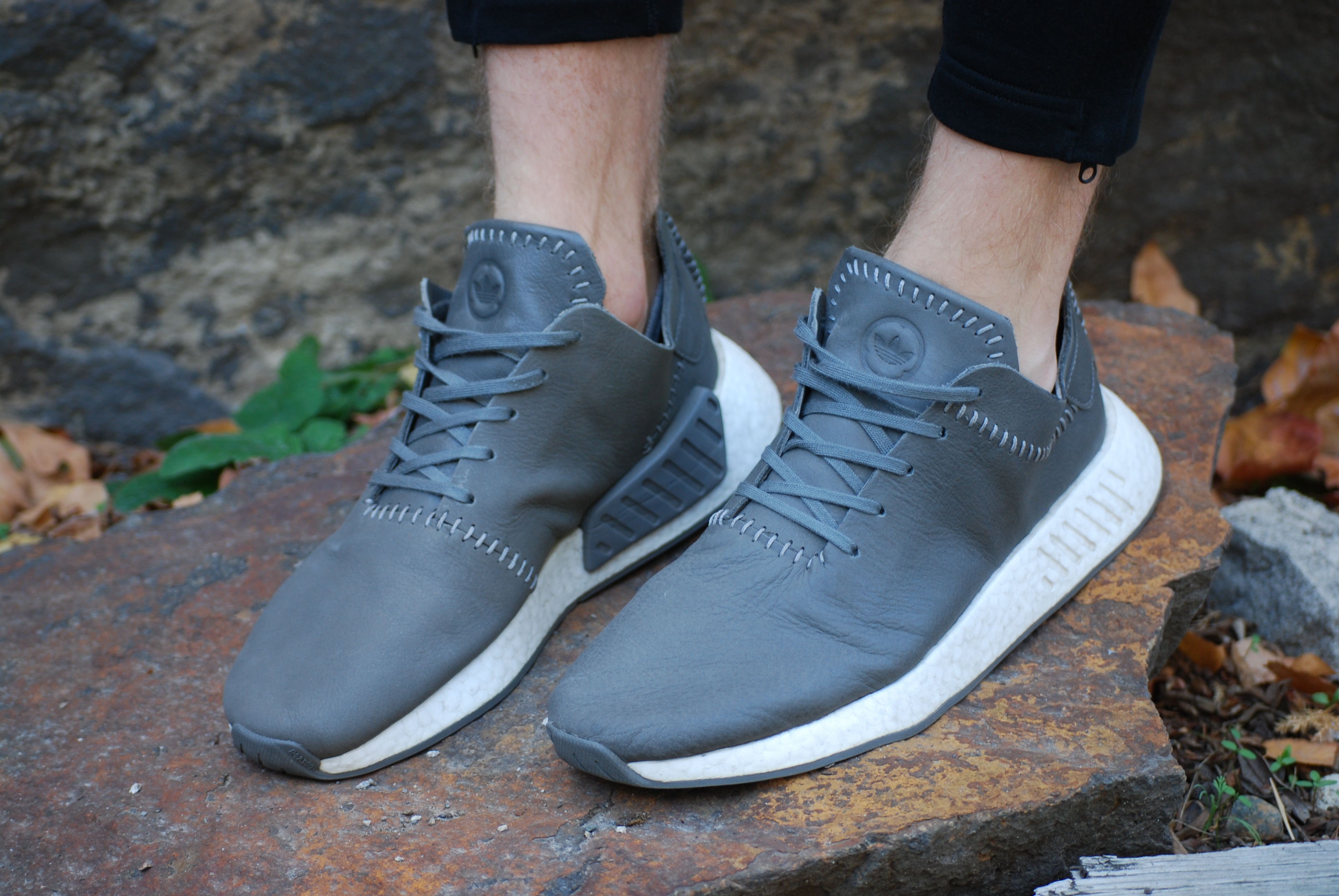 adidas x wings+horns NMD R2 Leather - THE SOLE FINDER