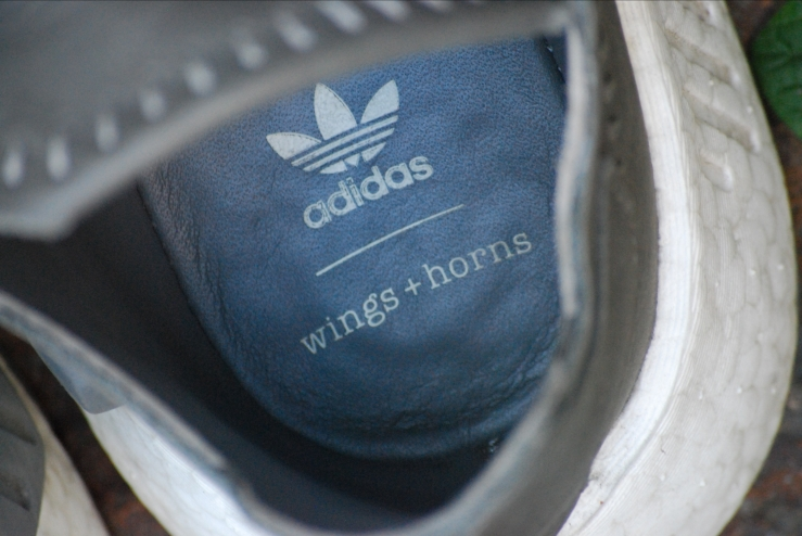 adidas x wings+horns nmd r2, adidas nmd, adidas nmd r2, wings+horns, sneaker collaboration