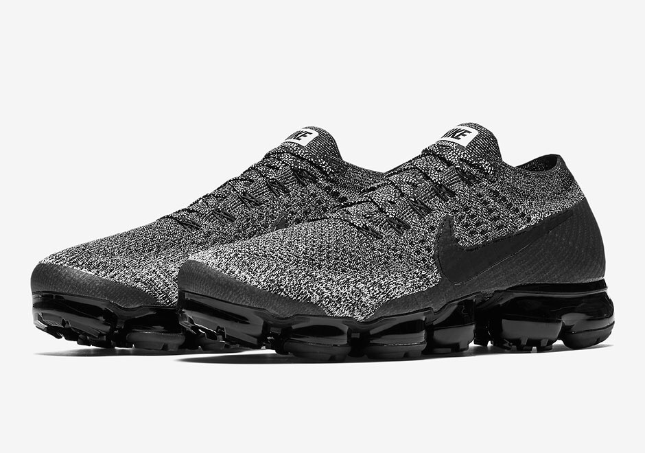 Nike, Nike lifestyle, Nike running, Air VaporMax, VaporMax, cookies and cream, cookies & cream, sneaker head, sneaker news, sneaker drops, sneaker drops October 2017, fall fashion