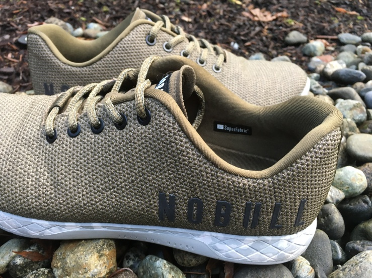 NOBULL Olive Heather Trainer, NOBULL, just the horns, olive heather, trainers, crossfit, crossfit shoes, #iamnobull